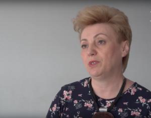 Danuta Kamińska dyrektor MOPS Nidzica