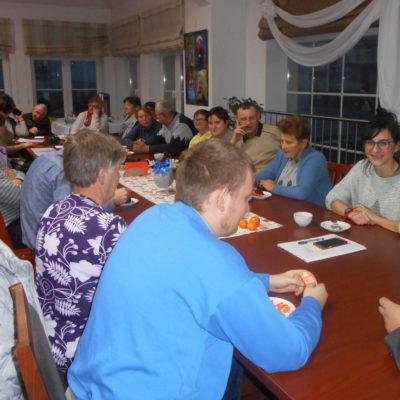 Nidzica spotkanie informacyjne dla osób zainteresowanych wzięciem udziału w projekcie Bezpieczna przyszłość osób z Niepełnosprawnością Intelektualną