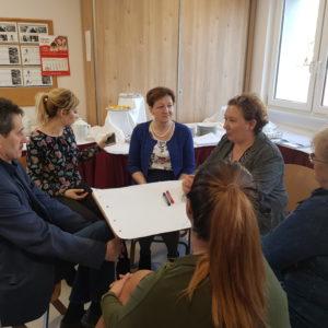 Szkolenie dla sojuszników projektu Bezpieczna Przyszłość w Ostródzie