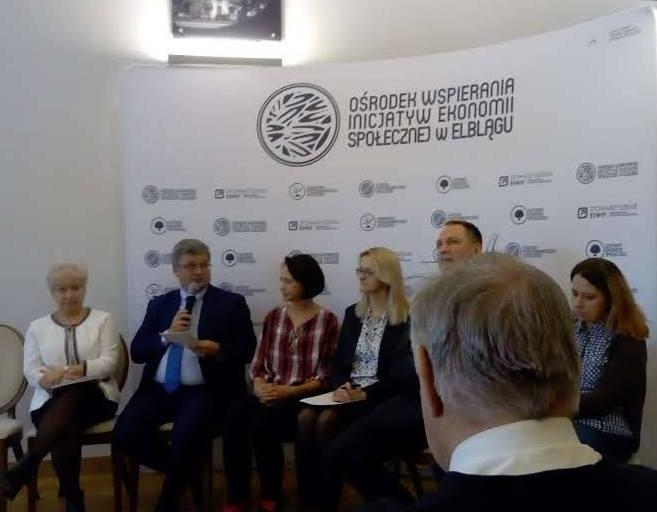XI Elbląskiej 15.02.2019_Konferencji na temat Ekonomii Społecznej