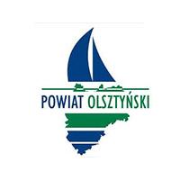 Powiat Olsztyński logo