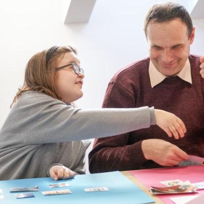 Wiosenne spotkanie integracyjne uczestników projektu Bezpieczna przyszłość osób z niepełnosprawnością intelektualną w Jarosławiu
