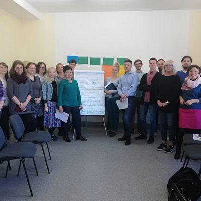Spotkanie sojuszników Gdańskich Kręgów Wsparcia