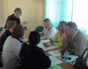 spotkanie sojuszników projektu w Suwałkach