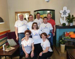 drużyna Kręgi wsparcia w Jarosławiu