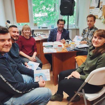 spotkanie koalicji kręgów wsparcia w Gdańsku