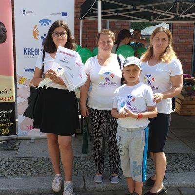 kręgi wsparcia na XX Forum Inicjatyw Pozarządowych zdjęcie członków kręgów