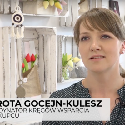 Dorta Gocejn-Kulesz Biskupiec kręgi wsparcia