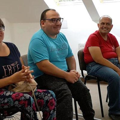 spotkanie forum Self-Adwokatów z kręgami wsparcia