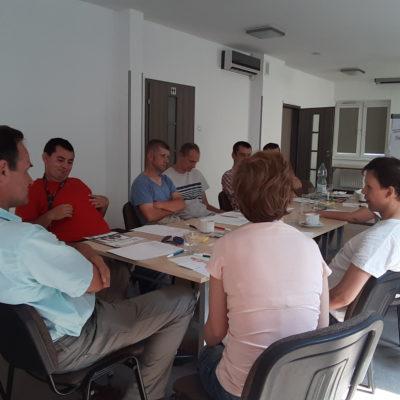 Szkolenie seksualność w Jarosławiu uczestnicy projektu