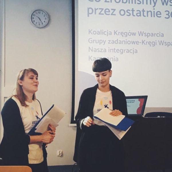 kręgi wsparcia w Gdańsku