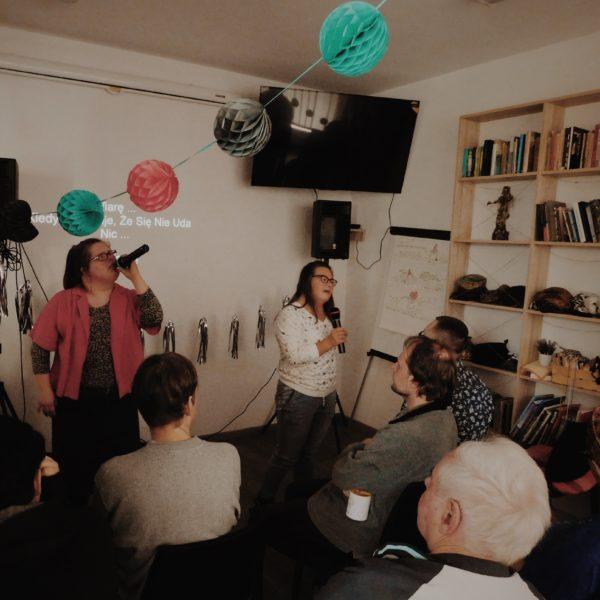 karaoke Gdańskich kręgów wsparcia
