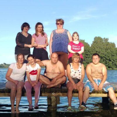 wakacje biskupsike kręgi wsparcia nad jeziorem